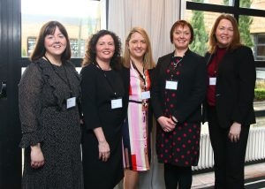 EPS Category Specialists Eimear Brennan, Siobhan Ryan, Marissa Staunton, Ann Murray & Colette Gallagher